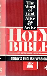 holy bible new revised standard version