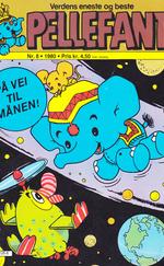 Pellefant Nr.8. szám 1980-ból (RITKA)