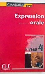 Expression orale Niveau 4 avec CD Audio