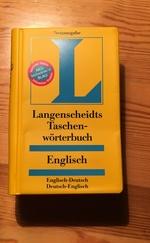 Langenscheidts Német-Angol kéziszótár