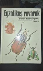 Egzotikus rovatról-búvár zsebkönyv