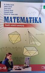 Matematika emelt szintű tananyag