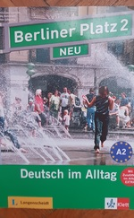 Berliner Platz 2 NEU - Deutsch im Alltag Extra - mit CD