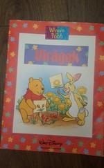 Winnie the Pooh - Virágok