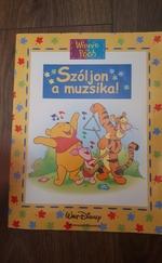 Winnie-the Pooh - Szóljon a muzsika! Munkafüzet