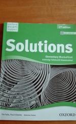 Solutions Elementary 2nd edition munkafüzet