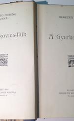 A Gyurkovics-fiúk (1914-es kiadás)