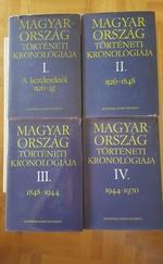 Magyarorsszág történeti kronológiája
