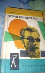 Dowell professzor feje