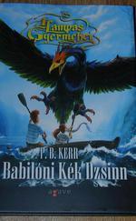 A Babilóni kék dzsinn ÚJ /A lámpás gyermekei/