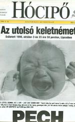 Hócipő - Szatirikus kéthetilap - 21.