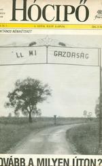 Hócipő - Szatirikus kéthetilap - 22.