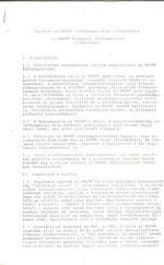 Tervezet az MSZMP reformszárnyának platformjára - különkiadvány
