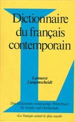 Dictionaire du français contemporain