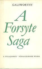 A Forsyte-Saga 1 - A tulajdonos - Vénasszonyok nyara