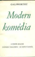 Modern komédia 1 - A fehér majom - Csendes vallomás -Az ezüst kanál