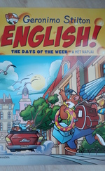 Geronimo Stilton English - The days of the week
