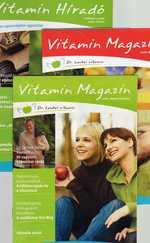 Vitamin Magazinok nagyon olcsón