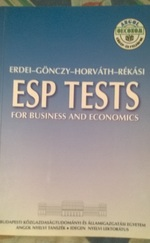 ESP Tests for Business and Economics