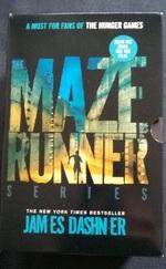 Maze Runner trilógia