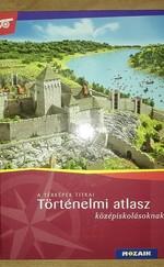 Történelmi atlasz középiskolásoknak MS-4116 Mozaik Kiadó 2018-as kiadás