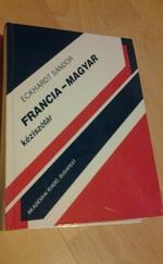 Francia-magyar szótár