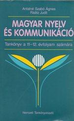 Magyar Nyelv és KOmmunikáció tankönyv a 12. évfolyam számára