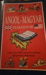 Angol-Magyar + Magyar-Angol Diákszótár