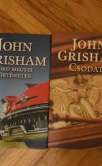 John Grisham két kötete