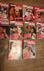 15 db-os ( Júlia , Romana sorozat)