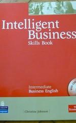 Intelligent Business Skills Book Intermediate Business English CD-vel