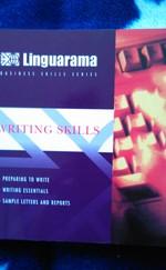 Linguarama Writing Skills angol nyelvkönyv