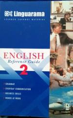 Linguarama English Reference Guide 2 angol nyelvkönyv