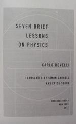 Seven Brief Lessons on Physics Hét rövid fizikalecke