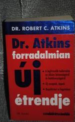 Dr. Atkins forradalmiam új étrendje